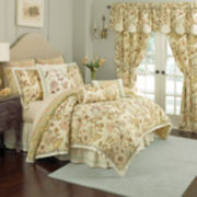 Waverly® Graceful Garden 4-pc. Reversible Quilt Set