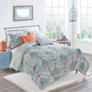Vue™ Savannah Medallion Reversible Comforter Set