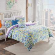 Vue™ Talulah Floral Reversible Comforter Set