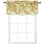 Waverly® Graceful Garden Valance