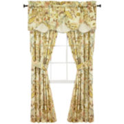 Waverly® Graceful Garden 2-Pack Curtain Panels