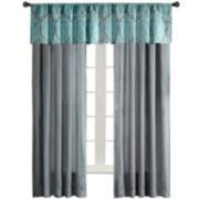 Ideology Aries Rod-Pocket Curtain Panel