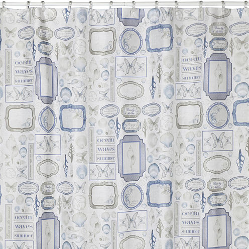 Creative Bath™ Seaside Shower Curtain