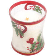 WoodWick® Medium Cinnamon Cheer Crackle Candle