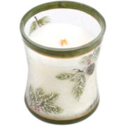 WoodWick® Medium Frasier Fir Crackle Candle
