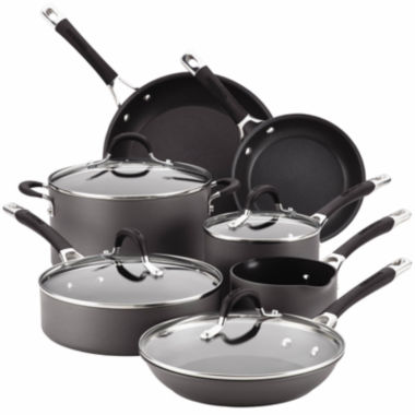 jcpenney.com | Circulon® Momentum 11-pc. Nonstick Cookware Set