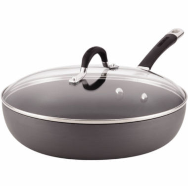 "jcpenney.com | Circulon® Momentum 12"" Deep Skillet with Lid"