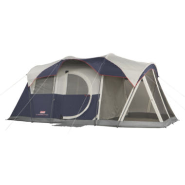 jcpenney.com | Coleman® Elite® WeatherMaster® 6-Person Screened Tent