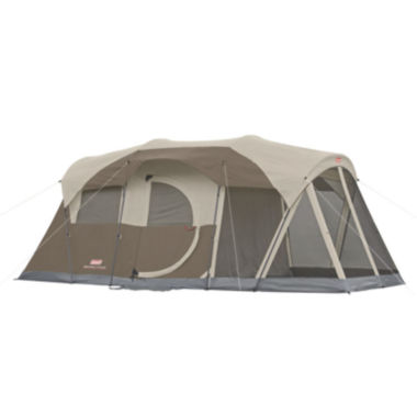 jcpenney.com | Coleman® WeatherMaster® 6-Person Instant Tent Cabin