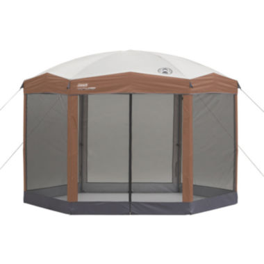 jcpenney.com | Coleman® Hexagonal Instant Screened Canopy