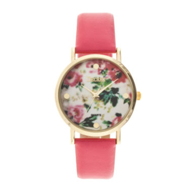 jcpenney.com | Decree® Womens Print Dial Watch