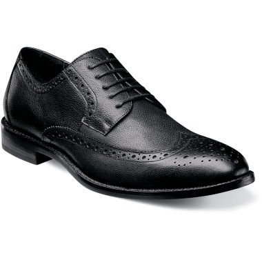 jcpenney.com | Stacy Adams® Garrick Mens Leather Wingtip Oxfords