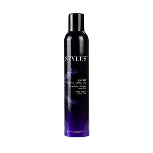 Stylus™ Stay Put Mega Hold Hairspray - 10 oz.