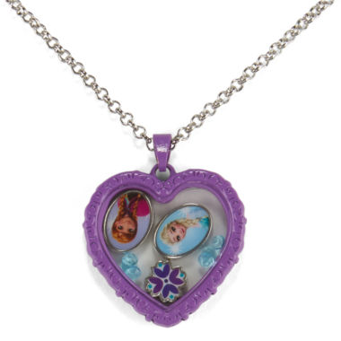 jcpenney.com | Disney Frozen Shaker Pendant Necklace