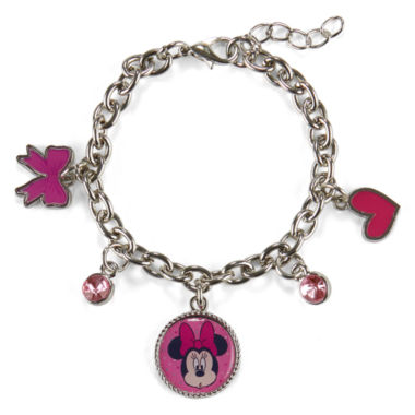 jcpenney.com | Disney Collection Minnie Mouse Bracelet