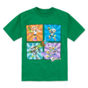 Short-Sleeve Splatoon Square Graphic Tee - Preschool Boys 4-7