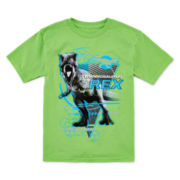 Short-Sleeve T-Rex Sport Tee - Preschool Boys 4-7