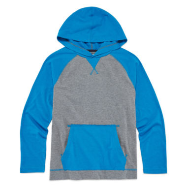 jcpenney.com | Arizona Long-Sleeve Raglan Hoodie - Boys 8-20