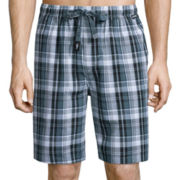 Jockey® Woven Pajama Shorts