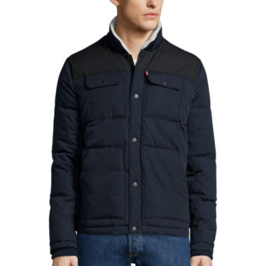jcpenney.com | Levi's® Quilted Trucket Jacket