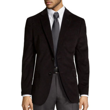 jcpenney.com | Stafford® Signature Corduroy Slim-Fit Cotton Sportcoat