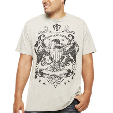 jcpenney.com | i jeans by Buffalo Cafan Short-Sleeve Tee