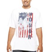 Lee® Short-Sleeve Honor Tee