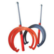 Frisbee Horseshoes Game Set