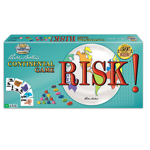 Risk,  The Classic Edition