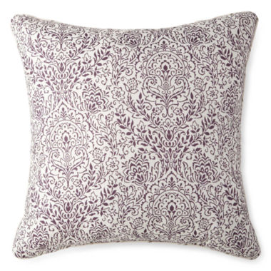 jcpenney.com | Home Expressions™ Nadine Square Decorative Pillow