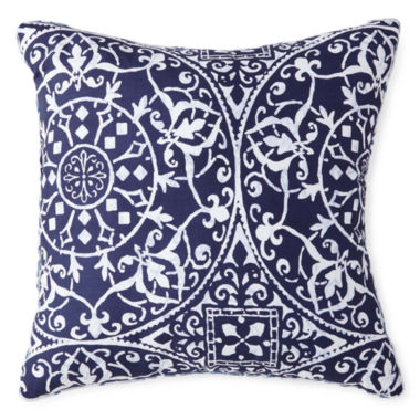 jcpenney.com | Home Expressions™ Montage Square Decorative Pillow