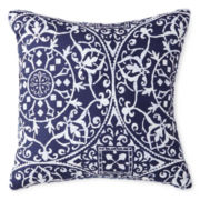 Home Expressions™ Montage Square Decorative Pillow
