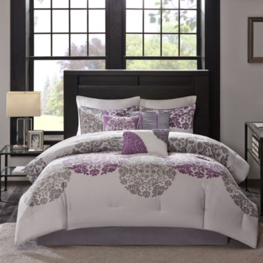 jcpenney.com | Madison Park Forbes 7-pc. Comforter Set