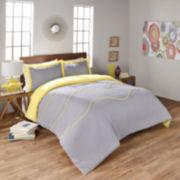 Vue™ Sapphire Reversible Comforter Set