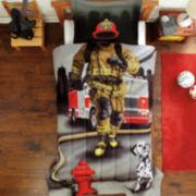 Dream Big Firefighter 2-pc. Twin Comforter Set