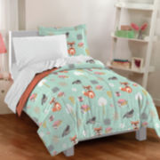 Dream Factory Woodland Friends 5-pc. Twin Comforter Set