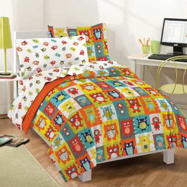 jcpenney.com | Dream Factory Silly Monsters Comforter Set
