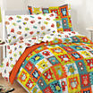 Dream Factory Silly Monsters Comforter Set