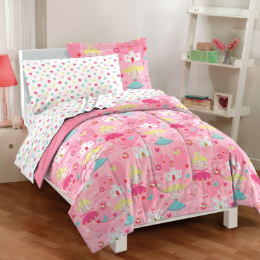 jcpenney.com | Dream Factory Pretty Princess Comforter Set