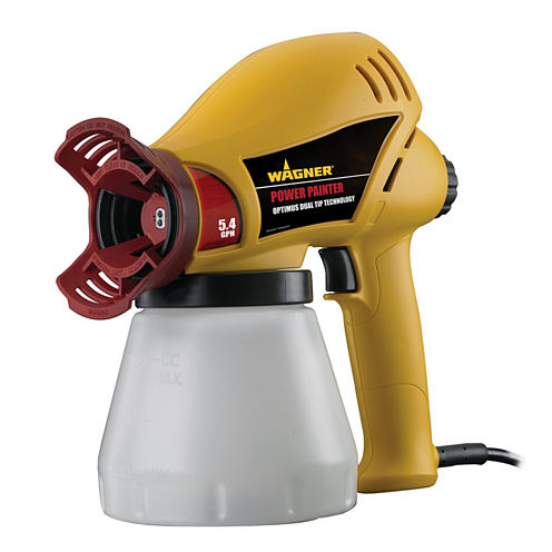 Wagner Optimus 5.4 GPH Power Painter Spray Gun