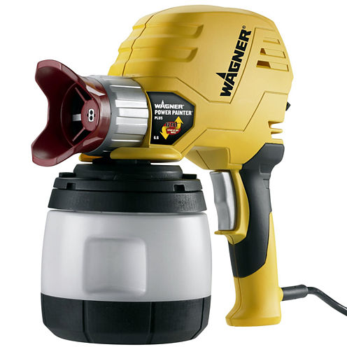 Wagner Optimus 6.6 GPH Power Painter Plus Spray Gun