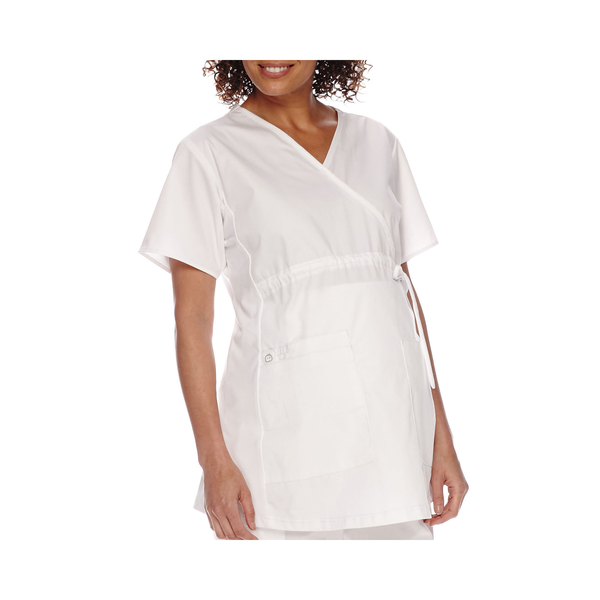 WonderWink Womens Short-Sleeve Maternity Top - Plus plus size,  plus size fashion plus size appare