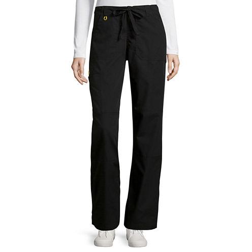 WonderWink® Womens Cargo Pants - Petite