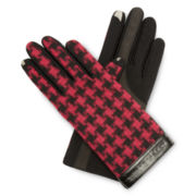 Isotoner® Stretch Wool Touchscreen Gloves