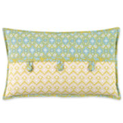jcp home™ Sundara Oblong Decorative Pillow