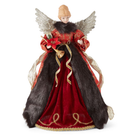 JCPenney Home Traditional Angel Christmas Tree Topper