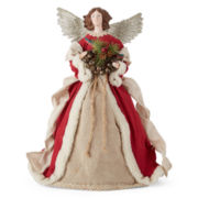 JCPenney Home™ Woodland Angel Christmas Tree Topper