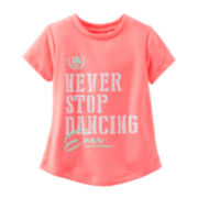 Carter's® Never Stop Dancing Tee – Girls 2t-4t