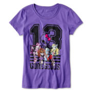 Monster High Hybrid Goregeous Tee - Girls 7-16