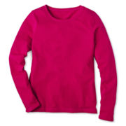 Arizona Long-Sleeve Fave Tee - Girls 6-16 and Plus